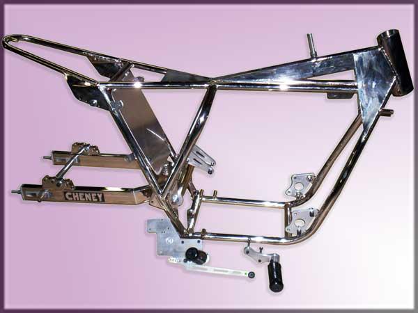 Yamaha Banshee Frame With Title